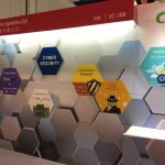 Cypher Martin attends HKTDC Smart biz Expo in Hong Kong 2018